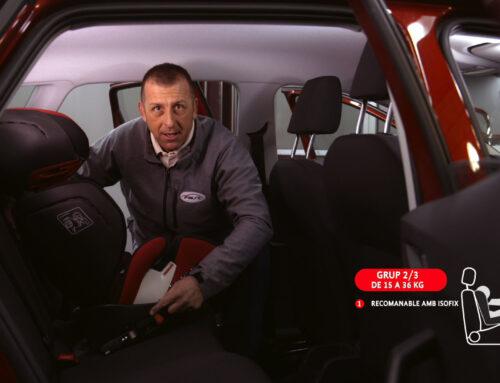 Conduir amb nens
